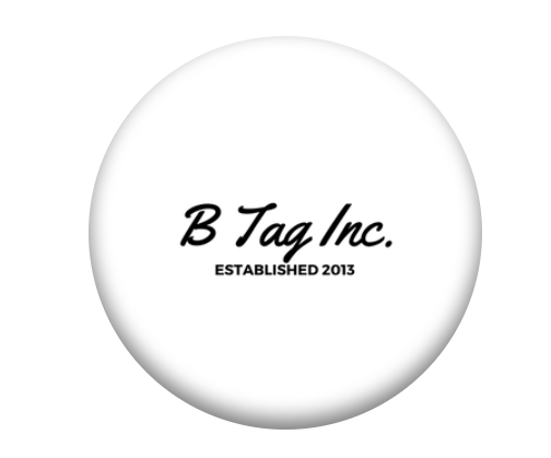 B Tag Inc Official PopSocket