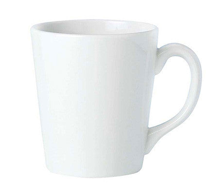 Simplicity White Coffeehouse Mug (36 per pack)