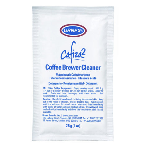 URNEX Coffee Machine Cleaner 28G Sachet
