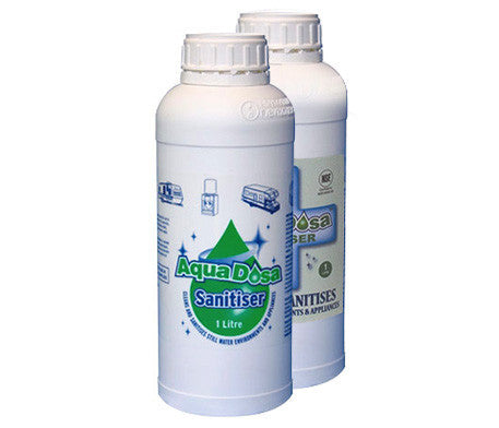1 Litre Aqua Dosa Plus Internal Sanitiser