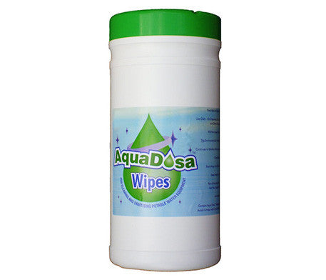 Aqua Dosa Sanitising Wipes (Tub of 200)