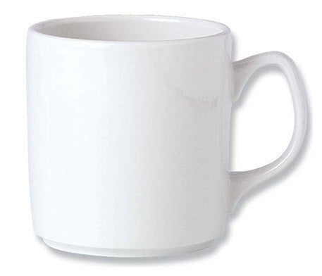 Simplicity White Atlantic Mug (36 per pack)