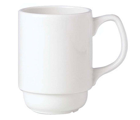 Simplicity White Beaker Stacking Cup (36 per pack)