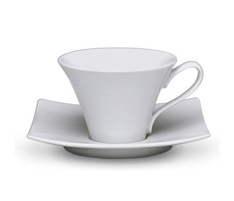 Saucer for Elegant Low Cup (12 per pack)