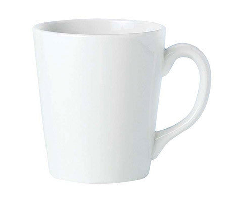 Simplicity White Quench Mug (12-24 per pack)