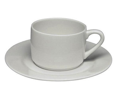 Glacier Stackable Tea Cup (6 per pack)