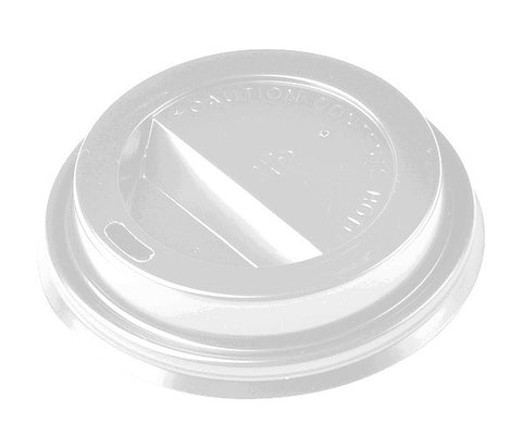 White Cup Lids