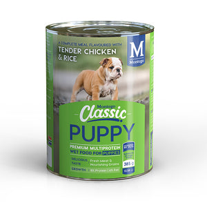 Montego Classic Puppy Wet Food