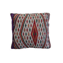 Load image into Gallery viewer, Vintage Kilim Cushion 7