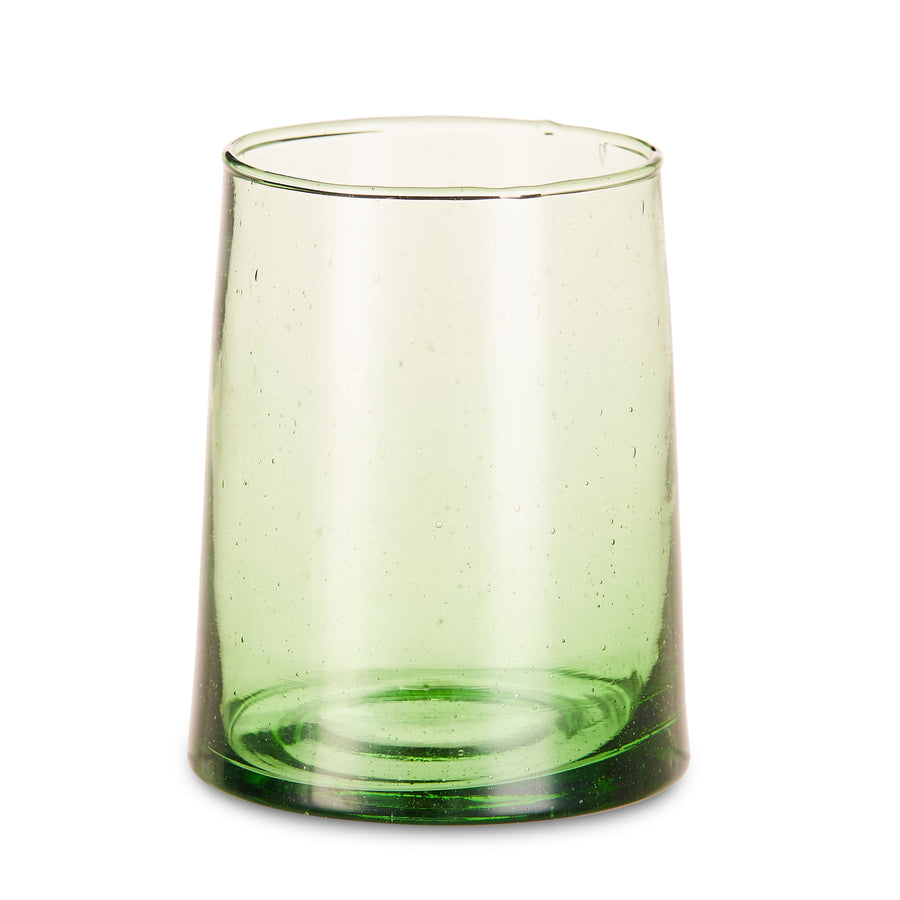 Green Marrakech Glass (set of 6)