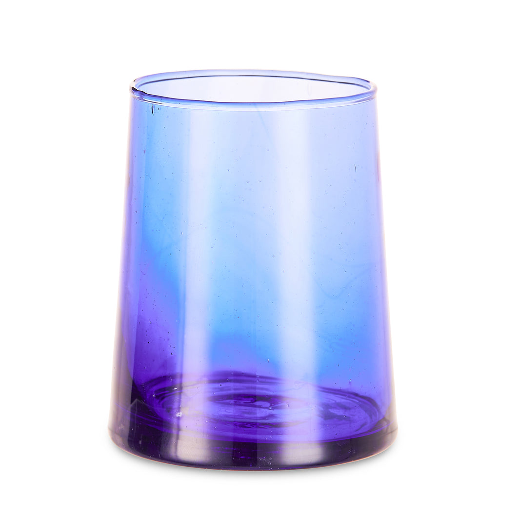 Blue Marrakech Glass (set of 6)