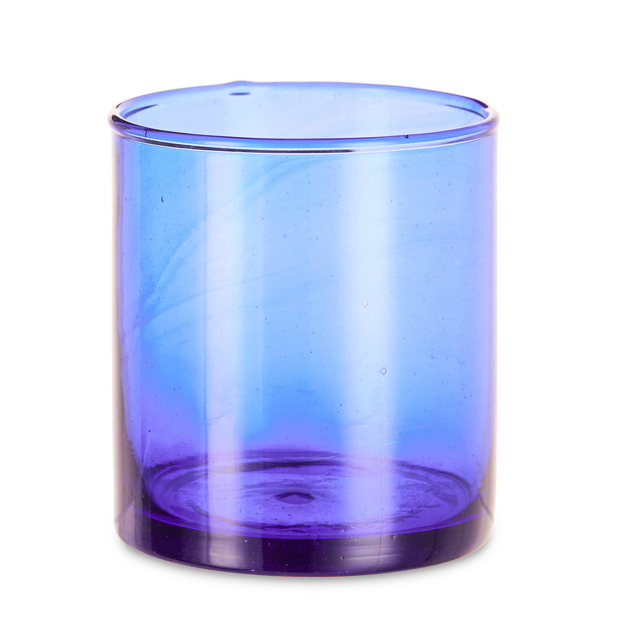 Blue Fez Glass (set of 6)