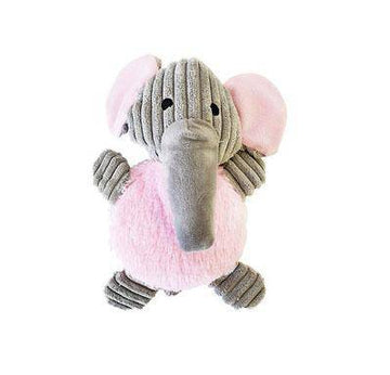 Fiona the Elephant - Full Body Squeaker Plush Dog Toy