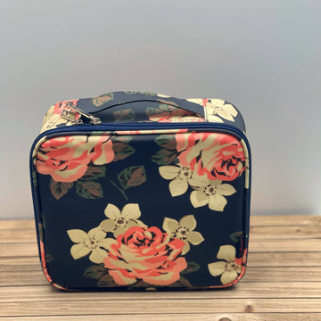 Floral Travel Case