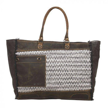 MYRA JAZZED UP WEEKENDER BAG