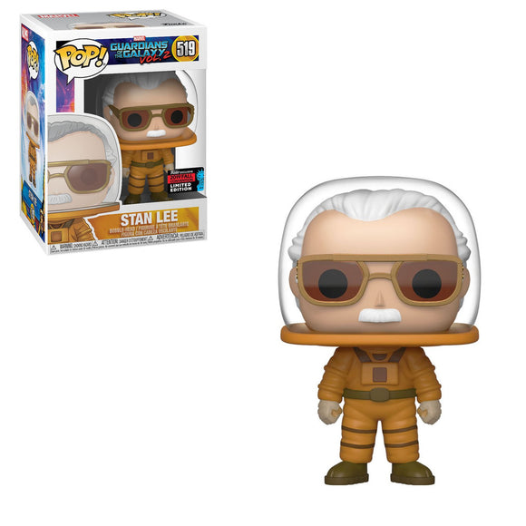 STAN LEE Funko Pop 519 fall convention exclusive