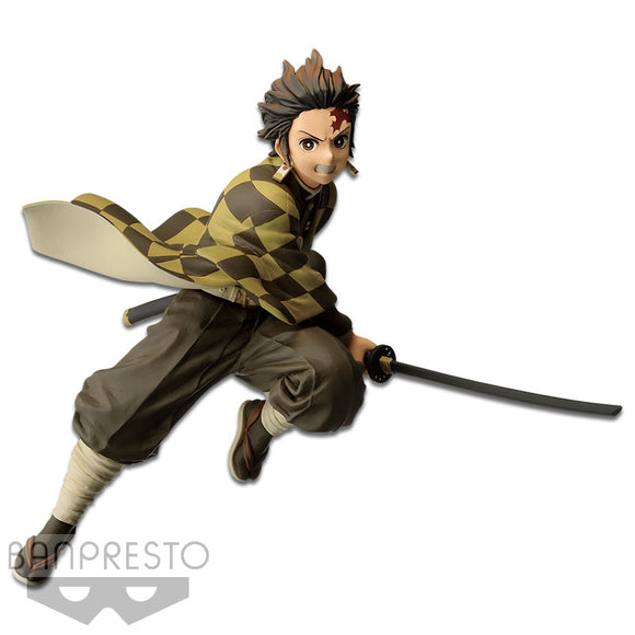 BANPRESTO DEMON SLAYER VIBRATION STARS TANJIRO KAMADO