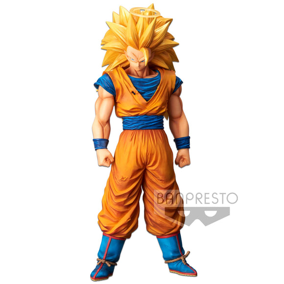 GRANDISTA NERO SON GOKU SS 3 DRAGON BALL Z