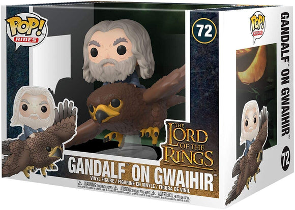 GANDALF ON GWAIHIR Funko Pop 72