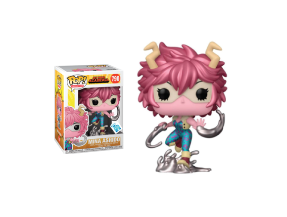Mina Ashido Funko Pop 790 Funko Insider Club Sticker