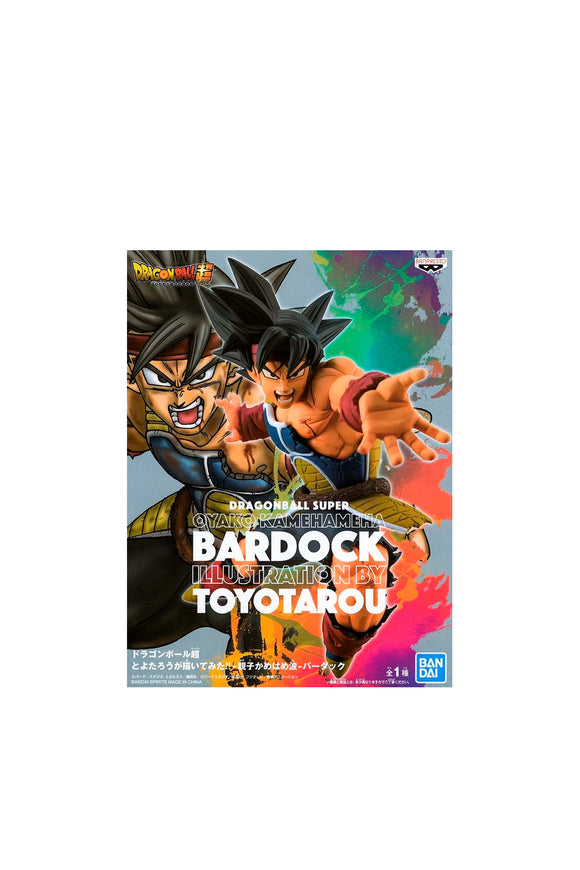 BARDOCK BANPRESTO ILLUSTRATION BI TOYOTAROU