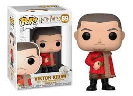 VIKTOR KRUM (HARRY POTTER) 89