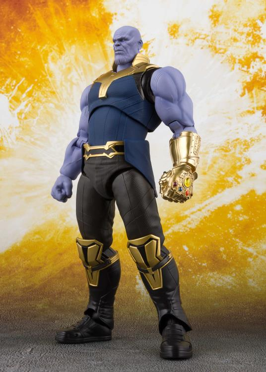 Thanos S.H. Figuarts Avengers Infinity War