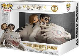 GRINGOTTS DRAGON Funko Pop 93