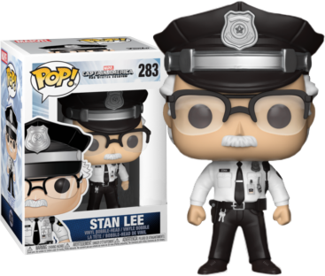 Stan Lee Funko Pop 283