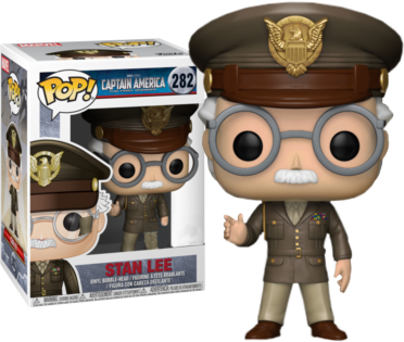 Stan Lee Funko Pop 282