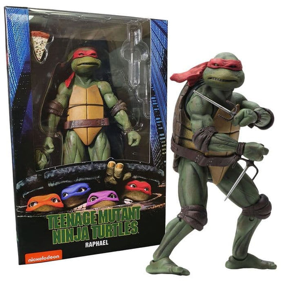 Raphael Teenage Mutant Ninja Turtles Neca Rafael