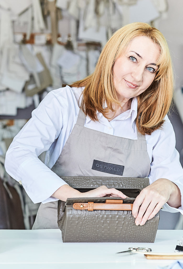 OSTWALD Leather Manufactory . Craftsman . Handcrafted Bags