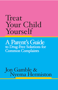 Treat your child yourself cover