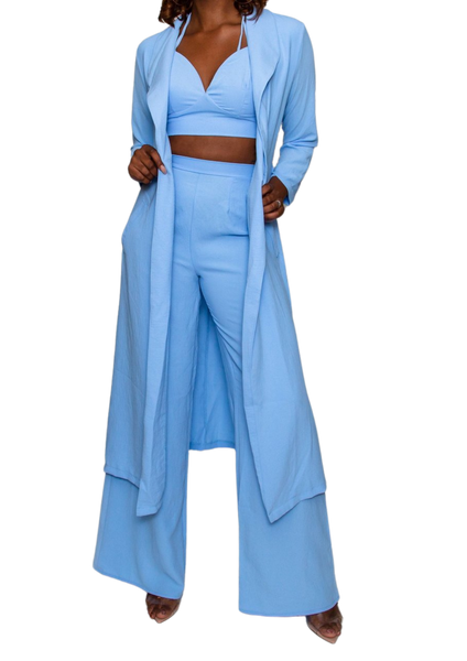 Blu Sadity 3 Piece Set