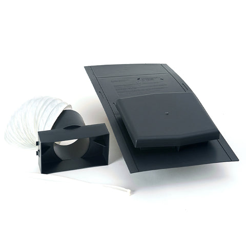 Slate Roof Tile Vent & Extractor Shower Fan Kit<br><br>