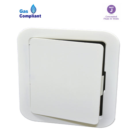 Access Panel Inspection Hatch Gas Safe<br><br>
