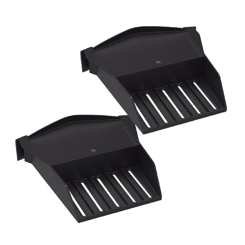 2 x Manthorpe Eaves Closure / Starter Units for Dry Verges<br><br>