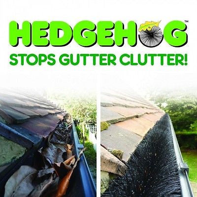 Hedgehog Gutter Guard 4m x 100mm<br><br>