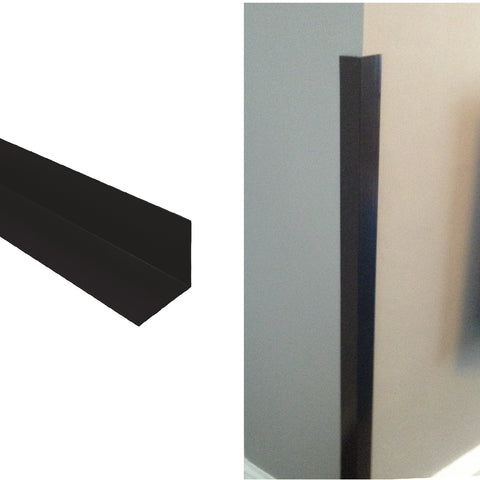 Black Corner Wall Protectors <br>Menu Options<br><br>