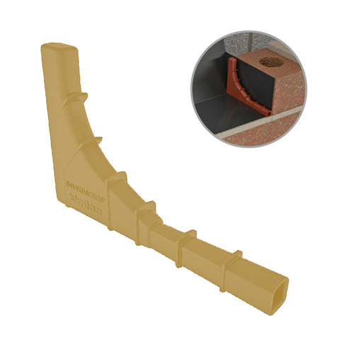 Brick Tunnel Invisible Cavity Wall Vents<br><br>