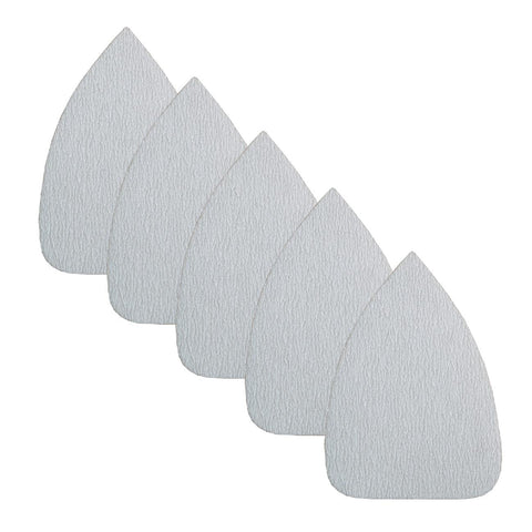 15 x Hook and Loop Mixed Grit 135 x 95mm Mouse Sanding Sheets
