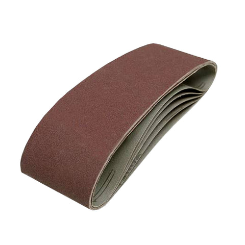 Sanding Belts<br>Size: 75 x 533mm<br>Menu Options
