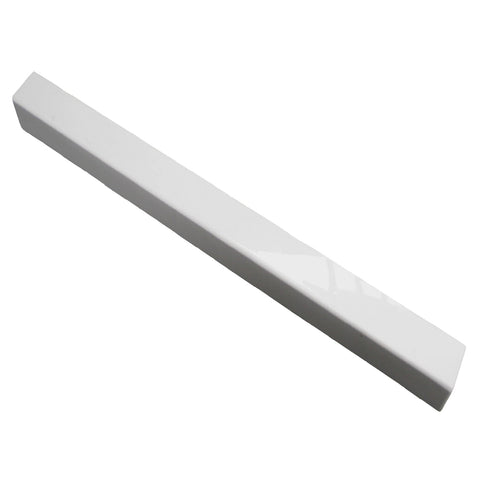 Fascia Board Corner Joints White Square Edge Profile / Size Options