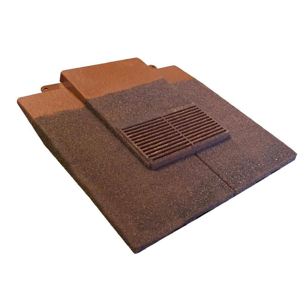 Granulated Light Brown Plain In Line Roof Tile Vent Amp Pipe