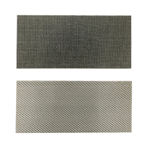 Hook and Loop 1/2 Mesh Sanding Sheets 115 x 230mm<br>Menu Options