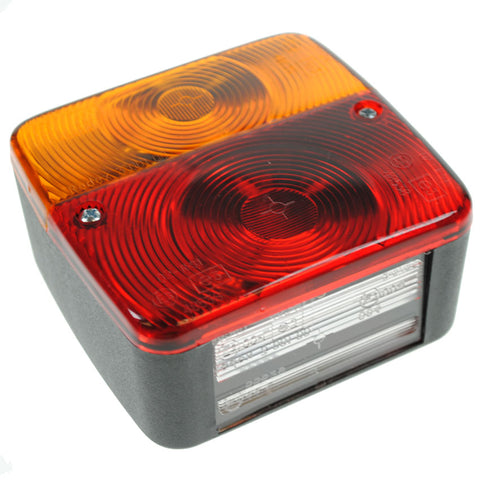 Trailer Tail Rear Lights 4 Function Light Cluster<br><br>