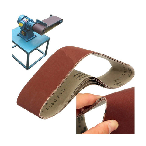 Sanding Belts<br>Size: 65 x 410mm<br>Menu Options