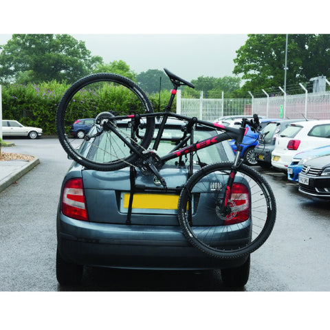 Universal Car 3 Bike Carrier 45kg Rack<br><br>