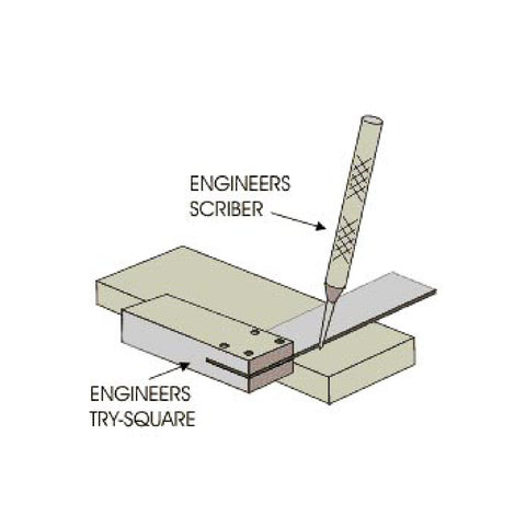 Engineers Metal Precision Set Squares BS Approved <br> Menu Options