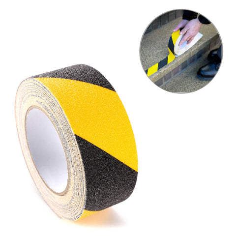 Anti Slip Self Adhesive Grit Tape 5 Metres<br><br>